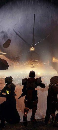 Papel de parede grátis hd jogos e games para pc, notebook, celular e tablet : Destiny 2.