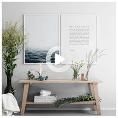 #yoga #yogatutorial Entryway Decor, Bedroom Decor, Deco Zen, Halls, Pinterest Home, Cozy House, Apartment Living, Scandinavian Design, Interior Design Living Room