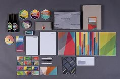 Designspiration — There is no Gon like a Hexagon - Brand New