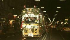 Den sidste sporvogn i København - linje 5 i 1972
