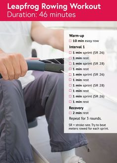 When you make the decision that you want to get healthier, feel better and maybe drop a few pounds as well, most people will think of walking, running or cycling as their cardio choice to help do this. If you fancy looking for a slightly different workout, then rowing might be for you! Rowing works …