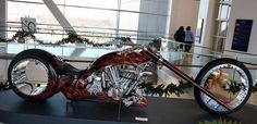 Outrageous Custom Chopper