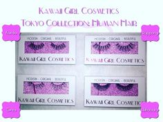 "What a way to end 2016! Our very first inventory of premium lashes in our debut ""Tokyo Collection"" just arrived!! Check out our human hair #eyelashes: Kanda Roppongi Ginza & Akihabara!!! Our pre-launch will be coming soon to our e-store!!! #lashes #beauty #속눈썹 #まつげ #pestañas #blackownedmakeupbrands #girlboss #kawaii #kawaiigirl"