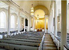 Marquand Chapel, Yale Divinity School