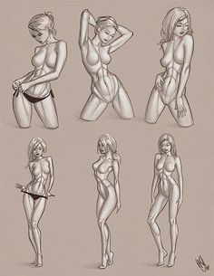 Anatomy study woman body (Webneel Daily Graphics Inspiration 529 - Most Inspired Graphics around the web). Eye Pencil Drawing, Realistic Pencil Drawings, Body Drawing, Anatomy Drawing, Woman Drawing, Life Drawing, Figure Drawing, Drawing Reference, Drawing Sketches