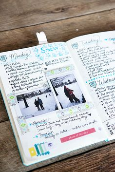 How I Bullet Journal (and Found Planner Peace) Video - Dine and Dish