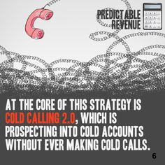 Predictable Revenue in 60 seconds. Want the version? Get a free Readitfor.me account. Cold Calling, Thing 1 Thing 2, Movies And Tv Shows, Accounting, Singing, This Book, Positivity, Motivation, Books