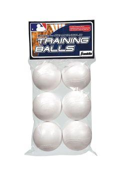 "Pack of 12 Wiffleballs Wiffle Balls 9/"" Baseball White Lot"