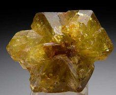 Chrysoberyl from Espirito Santo, Minas Gerais, Brazil