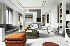 interior design by Alejandro fauquie