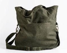 All in one bag - messenger, tote & shoulder bag