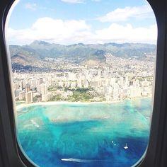 : Ꮗelcoмe тo ℋσnσℓυℓυ (pc: carly rae jepsen) メ. Dream Vacation Spots, Need A Vacation, Hawaii Vacation, Vacation Places, Hawaii Travel, Vacation Destinations, Dream Vacations, Travel Usa, Places To Travel
