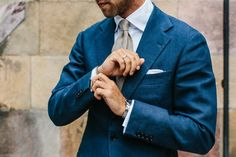 The relationship between one's shirt and one's suit jacket is complicated to say the least, and there are a vast array of combinations to consider, as The Rake discusses…