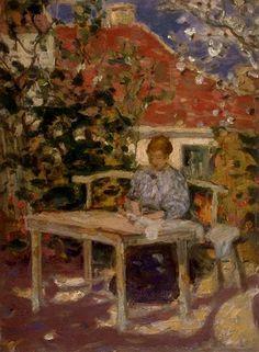 James Wilson Morrice, Garden