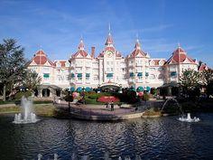 EuroDisney (Disneyland Paris), France