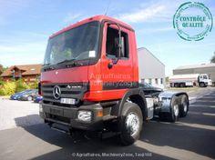 ea0e6cdef9 Mercedes-Benz ACTROS 3341 New Tractor