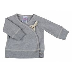 Baby Top  - Jip Grey grijs 74-80