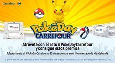 Carrefour da Espanha fará um PokéDay dia 25 para atrair mais clientes.