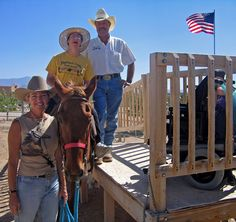 Stagecoach Trails Handicapped Accessible Ramp