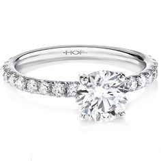 Enrichment Engagement Ring - 1 carat - almost perfect! Would be if it were a cushion cut