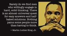 """Martin Luther King, Jr. (January 15, 1929 – April 4, 1968), American clergyman & African-American Civil Rights Movement leader. On April 3rd, 1968 he delivered his famous final speech in Memphis, Tennessee where he said """"And I've seen the Promised Land. I may not get there with you..."""" He was assassinated the following day."""