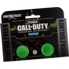 KontrolFreek - FPS Freek Call of Duty Modern Warfare Analog Stick Extenders for PlayStation 4