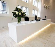 Reception desks | Entrance-Reception | Public areas | Staron. Check it out on Architonic