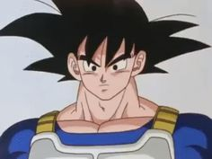Goku and Gohan training in the hyperbolic time chamber --- I've wanted to make this gif for so long