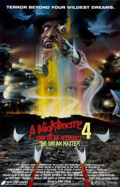Remembering A Nightmare On Elm Street 4: The Dream Master, the MTV horror movie of the 80's!