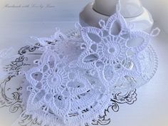 "Śnieżkowy ""Krok po kroku"" - Her Crochet Crochet Snowflake Pattern, Crochet Flower Tutorial, Crochet Snowflakes, Crochet Flower Patterns, Christmas Snowflakes, Crochet Motif, Crochet Doilies, Crochet Flowers, Crochet Stitches"