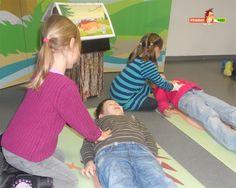 Erste Hilfe Spiele! Kinder sind bereits ab vier Jahren in der Lage Erste Hilfe zu leisten. Was das mit dem Igelchen zu tun hat, könnt ihr hier nachlesen!