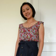 view c from simplicity 2593 misses tops by cynthia rowley