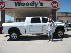 Cory Teeter from Princeton, Missouri purchased this 2008 Dodge Ram 2500 from Woody's Automotive Group in Chillicothe, Missouri. To view similar vehicles and more, go to http://www.wowwoodys.com/inventory/view/Make/Dodge/Model/Ram%202500/SortBy0/ today!