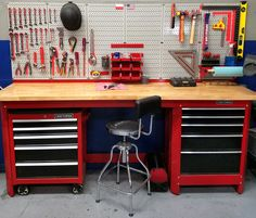garage workshop Wall Control Metal Pegboard makes great Shadow Board for and Lean Manufacturing processes, as well as quick and simple everyday straightforward visual tool inventory Workshop Layout, Home Workshop, Garage Tools, Garage Shop, Garage Bar, Tool Storage, Garage Storage, Tool Workbench, Workbench Ideas