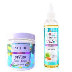 The Supreme Moisture Kit - Women Style World How To Grow Natural Hair, Natural Curls, Natural Hair Styles, Curled Hairstyles, Cool Hairstyles, Angled Hair, Thick Coarse Hair, Oily Scalp, Best Hair Salon