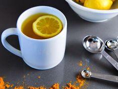 Warm Lemon Water & Turmeric – Powerful Healing Drink And Perfect Morning Elixir | RiseEarth