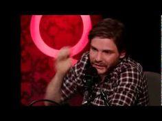 """The Fifth Estate"" star Daniel Brühl in Studio Q"