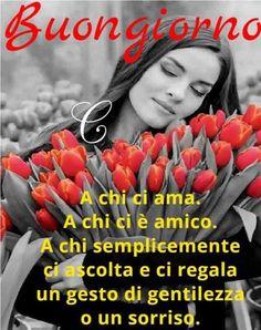 Immagini di Buongiorno belle da Condividere - ImmaginiBuongiorno.info Italian Memes, Good Morning, Instagram Posts, Movie Posters, Pace, Lol, Genere, Buen Dia, Italian Quotes
