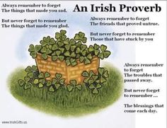 I love Irish proverbs ❤