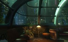 Wallpaper bioshock delight underwater the city rapture images Bioshock Rapture, Bioshock Infinite, Original Wallpaper, Hd Wallpaper, Columbia Bioshock, Bioshock Elizabeth, Bioshock Game, Infinite Art, Sunken City