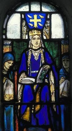"""Margaret Atheling 'Saint' of Hungary, """"Queen of Scotland"""", Princess of England Wessex - great grandmother"""