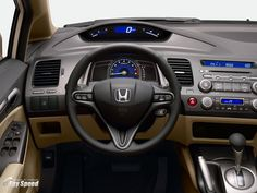 this is what my new car looks like on the inside, i love it, such a sleek design!!!