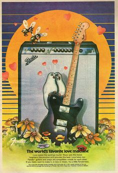 Vintage Ad #1,901: The World's Favorite Love Machine
