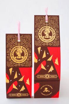Boehme's Batch packaging by Carpenter Collective - Tad Carpenter, Jessica Carpenter