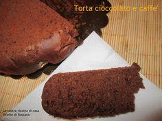 Torta cioccolato e caffè, pronta in 40 minuti, ottima per la colazione