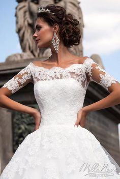 Milla Nova 2016 Bridal Collection -  Francheska