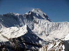 Annapurna, Nepal (8091m)