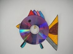 cd fish craft