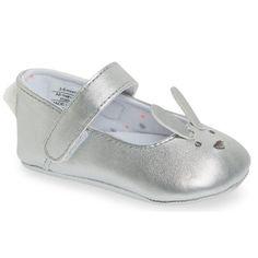 Silver Bunny Baby Sh