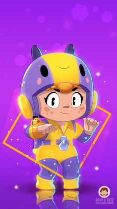 How to draw Bea Brawl Stars - Draw it cute Star Anime, Super Easy Drawings, Wallpaper Bonitos, Game Development Company, Star Character, Star Wallpaper, Star Pictures, Star Art, New Things To Learn